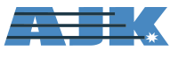 AJK Comunications logo